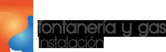 Fontanería y Gas Logo